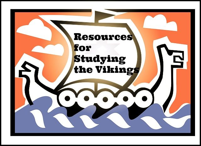 As We Walk Along the Road: Blogging Through the Alphabet: N is for Norway (Resources for Studying the Vikings)