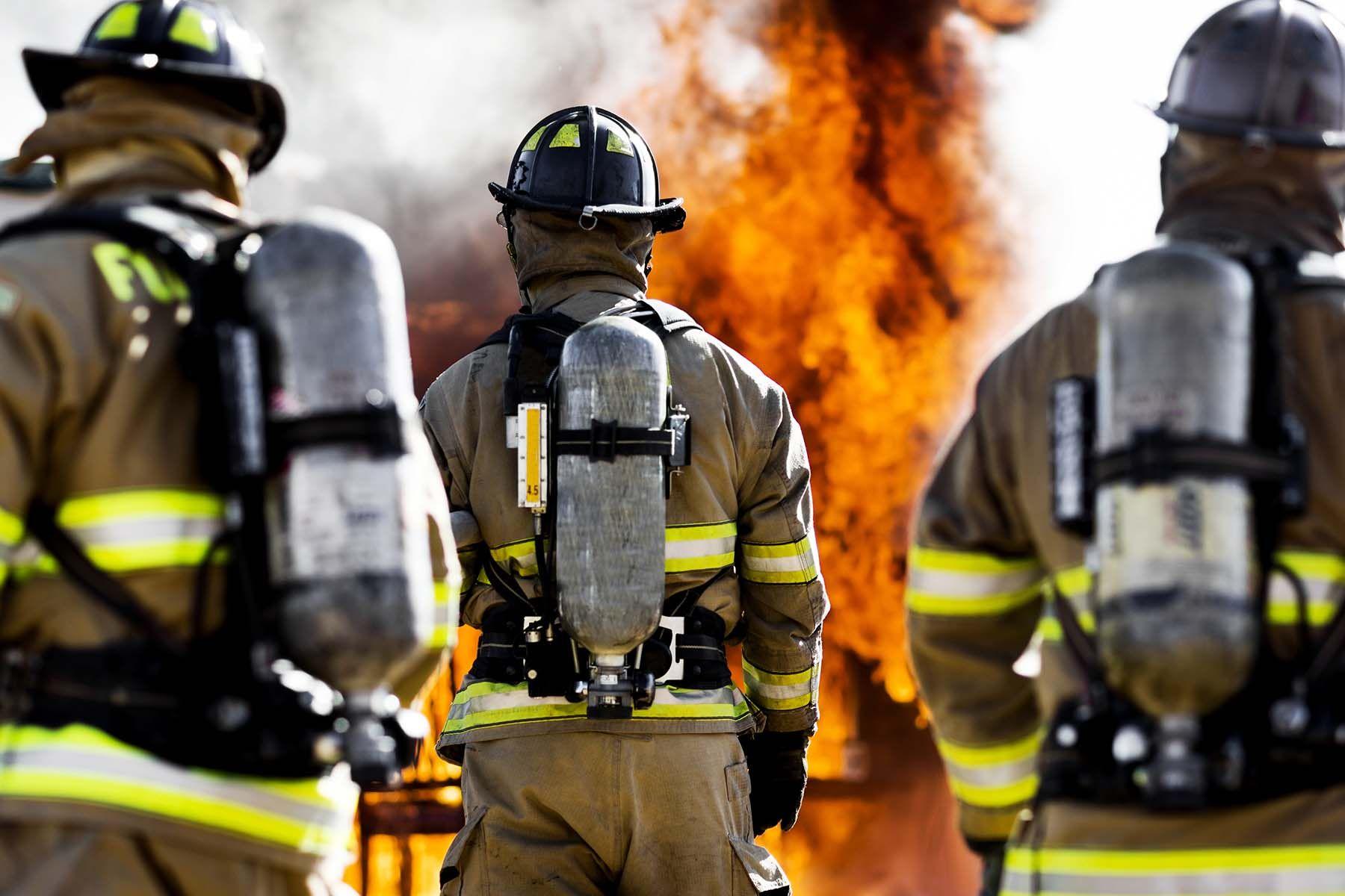 37+ Hero firefighter info