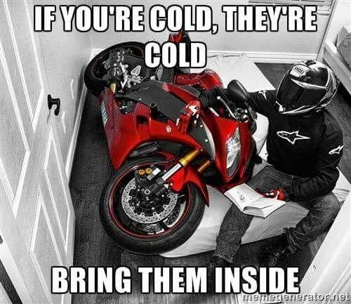 6b084696021df61470598bed4fb2b522 sportbike cold meme pinteres