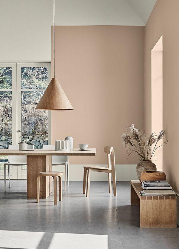 Interior Colour Trends 2019: Farrow & Ball, Jotun and Dulux - #ball #Colour #Dulux #Farrow #interior #Jotun #Trends #moderninteriordesign