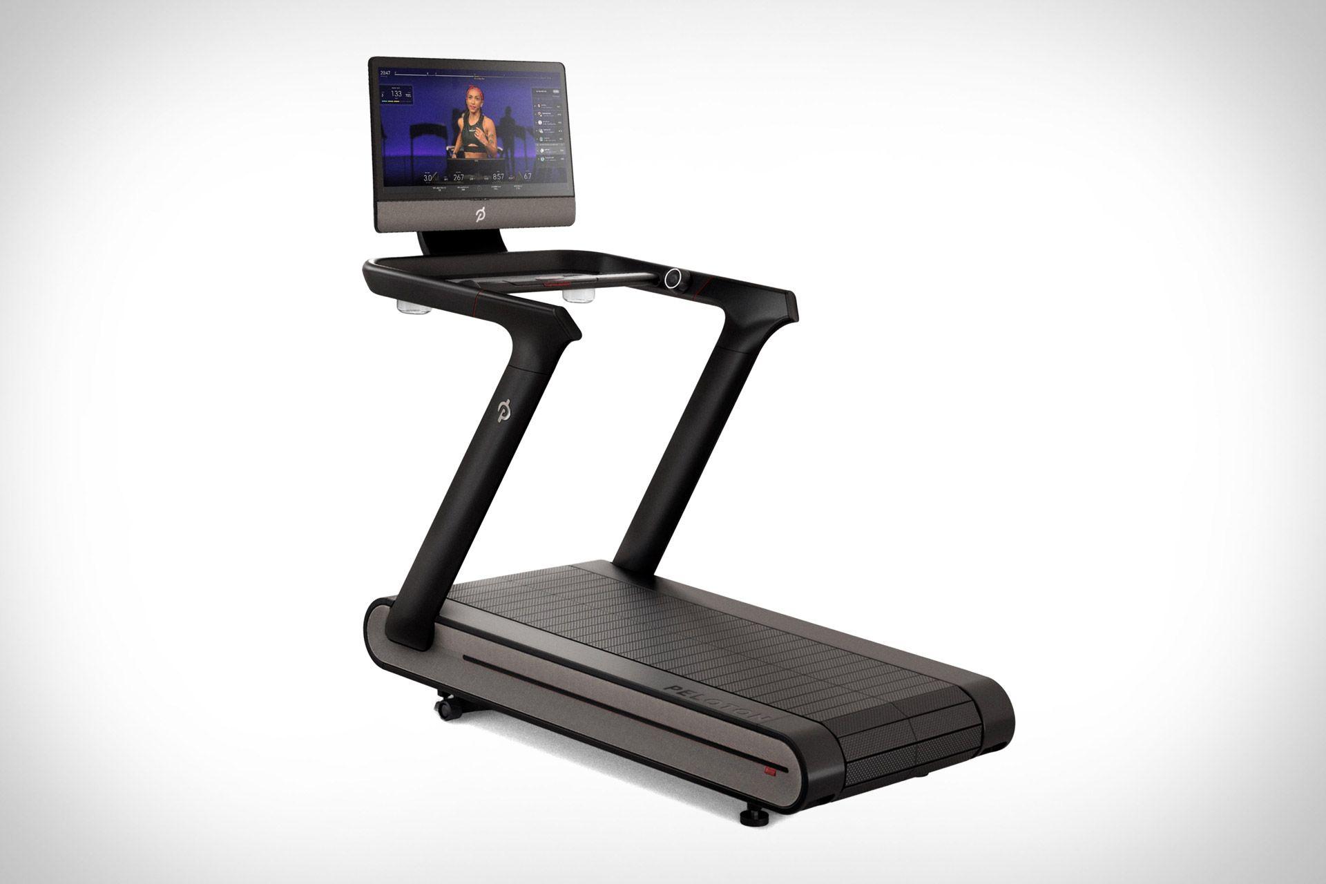 Peloton tread interactive treadmill treadmill new