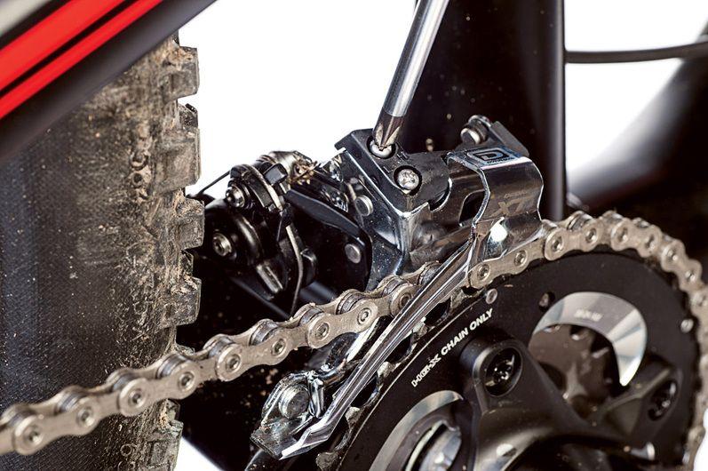 Schrauber Tipps Umwerfer Einstellen Fahrrad Reparieren Fahrrad