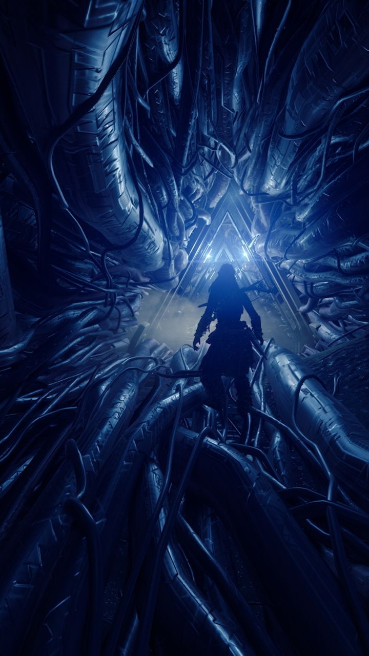 Aloy, Horizon Zero Dawn, digital art, video game, 720x1280 wallpaper