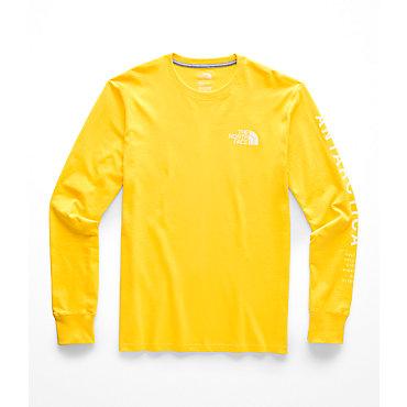 The North Face Unisex Long Sleeve Antarctica Collectors Heavyweight T-Shirt b78d1b808