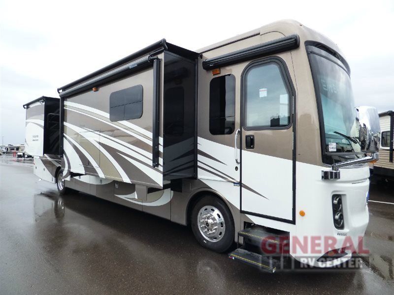 New 2017 Holiday Rambler Endeavor 40e Motor Home Class A Diesel