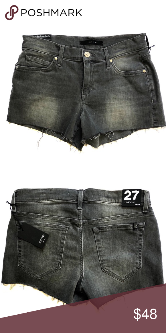 20afd428f Women's Joe's Jeans Easton Frayed Cut Off Shorts These denim shorts are  stretchy and thin cotton