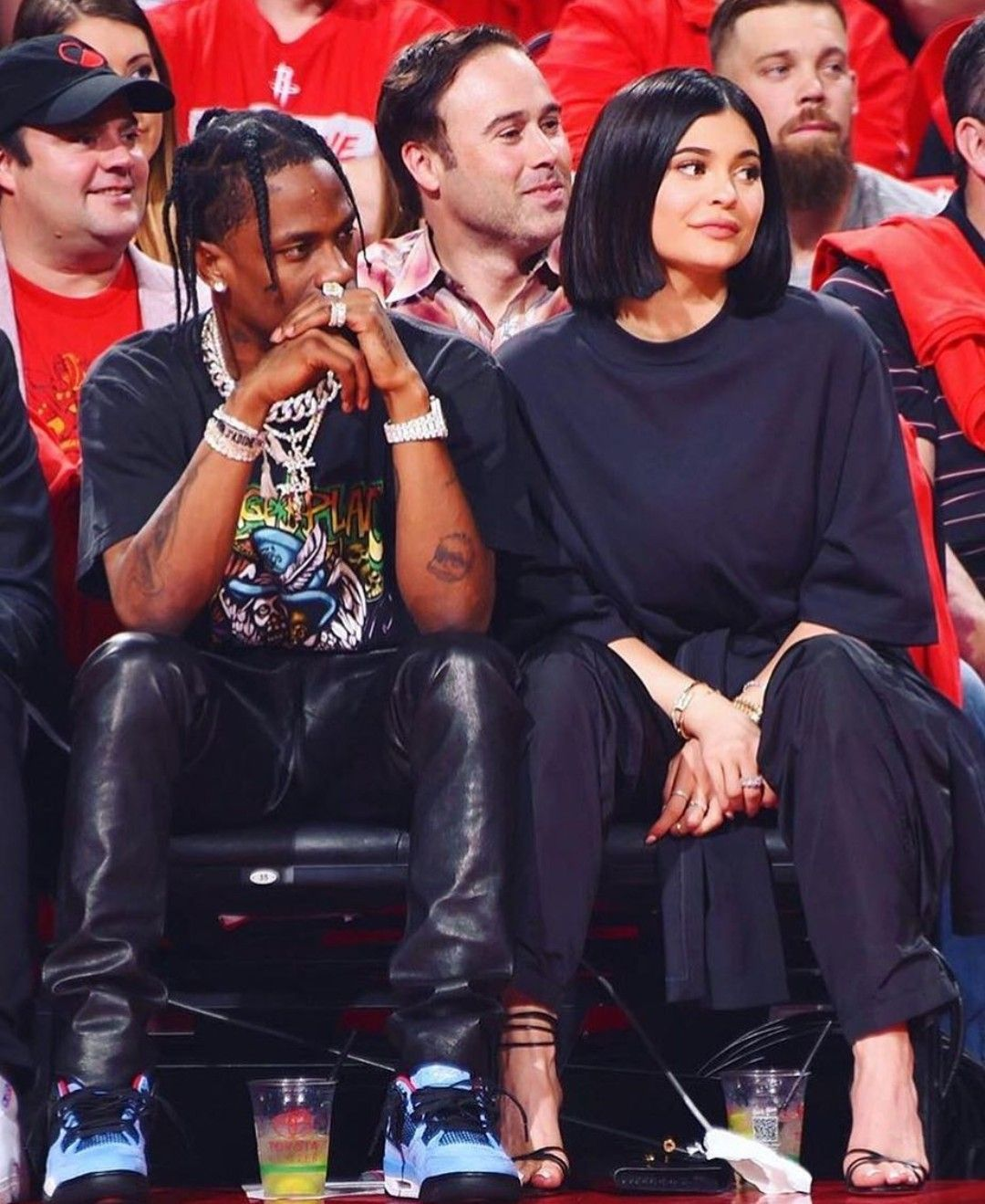 5e76343c222b Kylie Jenner and Travis Scott | other | Travis scott kylie jenner ...
