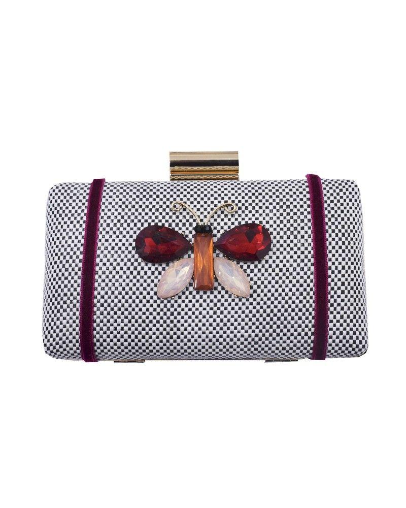 Para estrenar a7fcd c52f2 Pin en Unique Handbags and Clutches