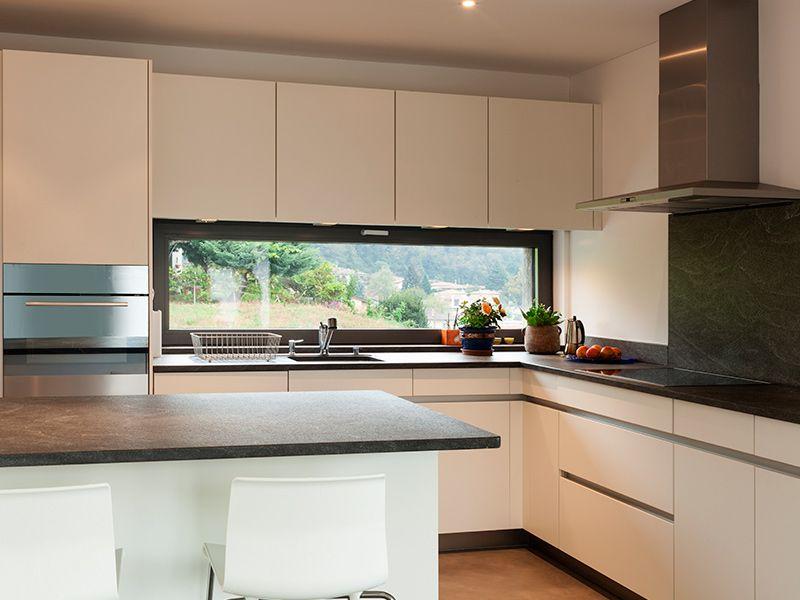 Resultado de imagen de cocinas americanas cocinas - Cocinas americanas minimalistas ...