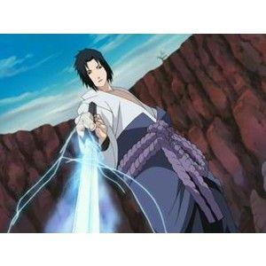 Sword of Kusanagi: Chidori Katana | Sasuke Uchiha All ...