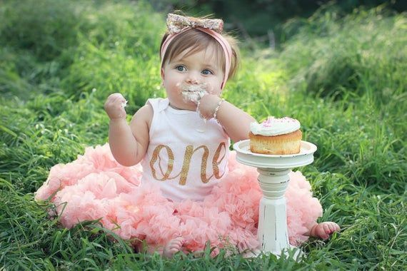 Photo of First birthday outfit girl, Girl 1st birthday outfit, Glitter Gold Outfit, Birthday Outfit, 1st Birt