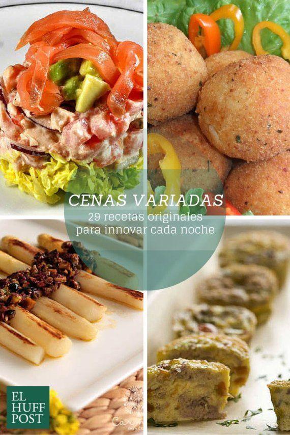 Recetas De Cocina Originales | 29 Cenas Originales Para Innovar Cada Noche Recetas Cocina