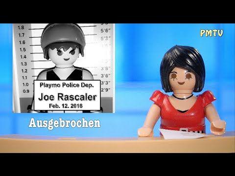 Teil 3 Neue Playmobil Polizei 2016 - New Playmobil Police 2016 Part 3 - YouTube