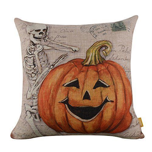 Add this cute Halloween accent Pillow to your home today to create a - how to decorate home for halloween