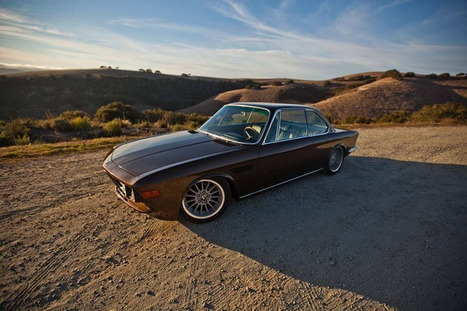 Cole Fosters BMW 2800CS E9  Olsmobile  Pinterest  BMW