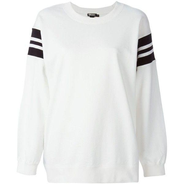Striped Dkny 155 Panel Sweatshirt Cad pPZ0wP4dWf