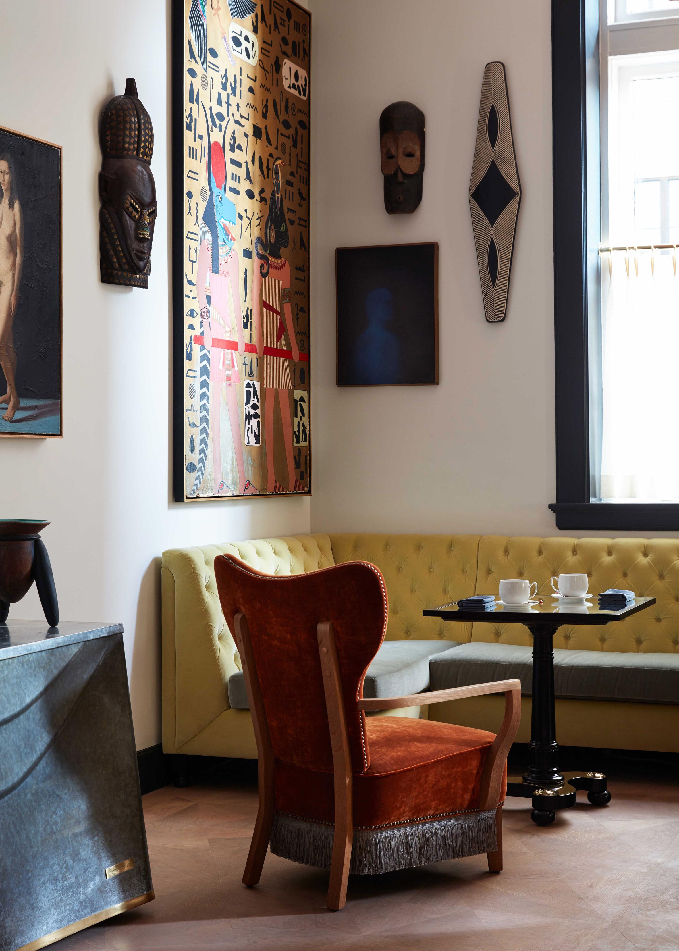 Atelier Ace Opens Maison De La Luz Boutique In New Orleans Maison Maison Design Hotel Design