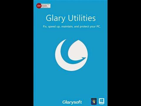 baixar glary utilities pro + serial 2017