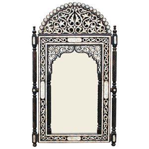 Ein prachtvoller Spiegel, wie aus einem Palast von 1001 Nacht entnommen...
