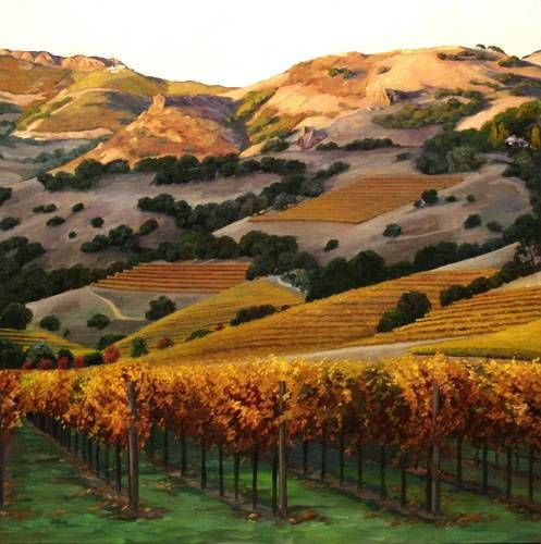 Pin By Marjorie Fallon On Paintings That Delight Napa