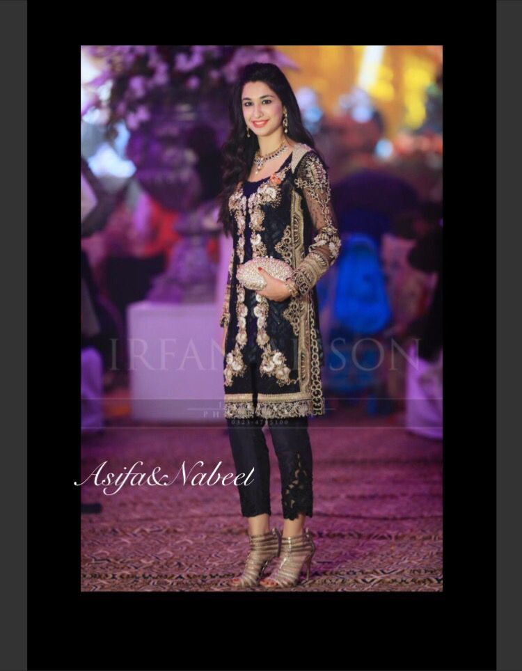 Bonito Paquistaníes Vestidos De Partido De Cuadros Elaboración ...