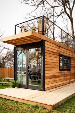 44 Must See Shipping Container Homes House Topics Cargo Home Container House Design Shipping Container House Plans