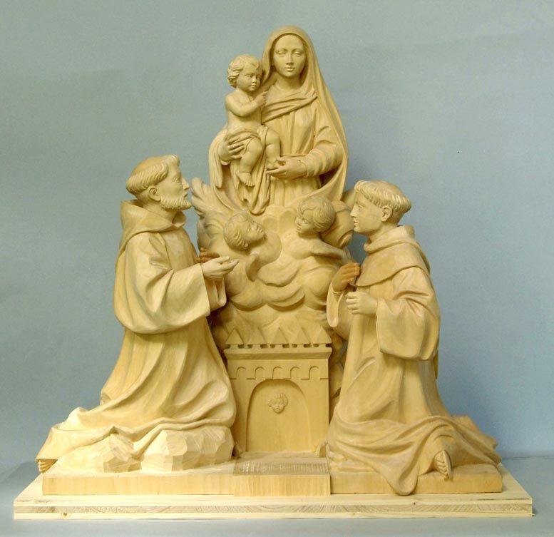 Citta Cattolica: Sculture in Legno -Opere Uniche: PHAS Sculture