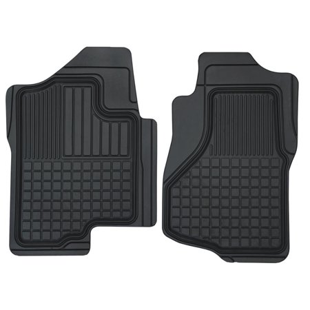 Motor Trend Custom Fit Front Car Floor Mats For Chevy Silverado