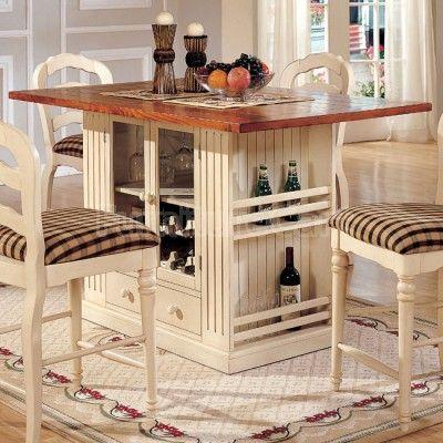 kitchen table with storage kitchen