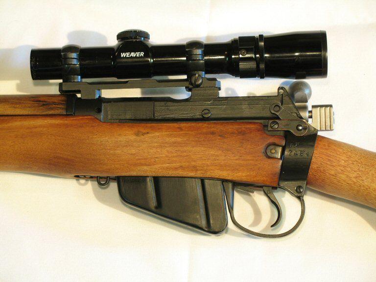 Enfield scope mount - Calguns net | rifles | Rifle scope, Lee