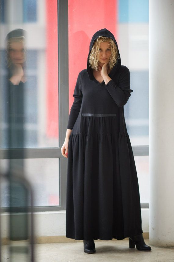 1cc5ce5f8fc Hooded Dress