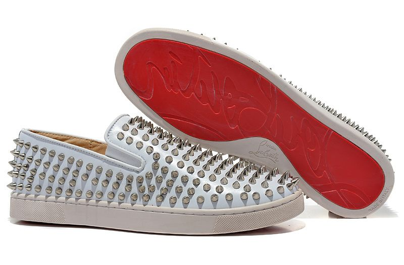 0c314ff8e73 red bottom men shoes | louboutin men sneakers | Christian louboutin ...