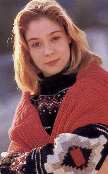 Megan Follows Or I Know Her Anne Shirley Pretty