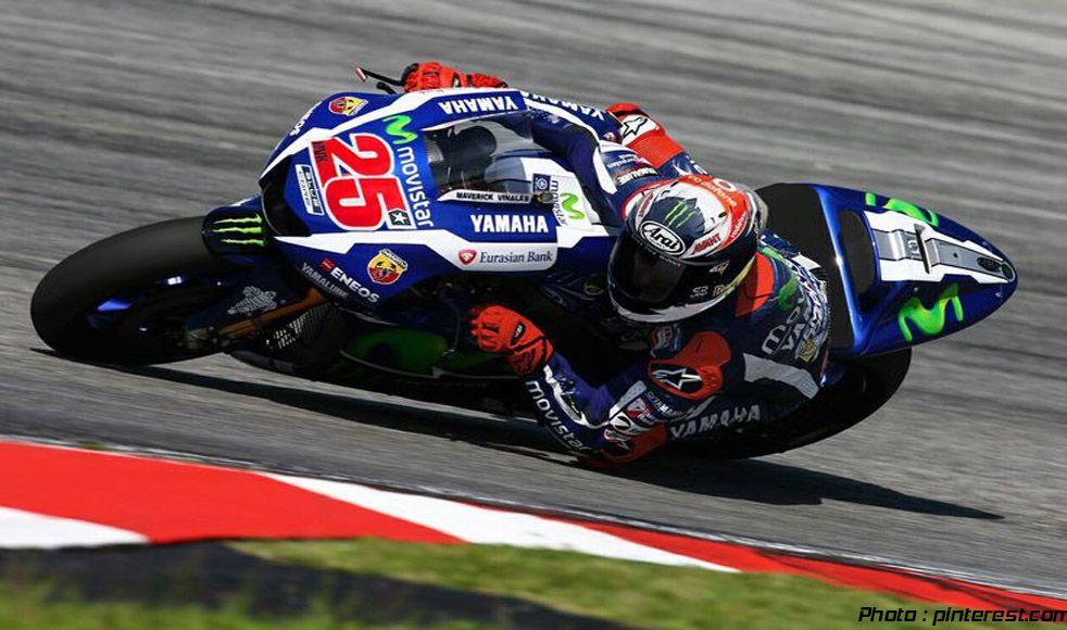 Berita Motogp Pembalap Yamaha Vinales Telah Menjadi Sensasi Pada
