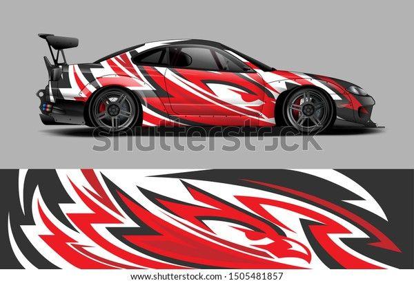 Temukan Gambar Stok Car Wrap Decal Graphics Abstract Stripe Beresolusi Hd Dan Jutaan Foto Ilustrasi Dan Vektor Stok Tanpa Royalti Di 2021 Stiker Mobil Royalti Mobil