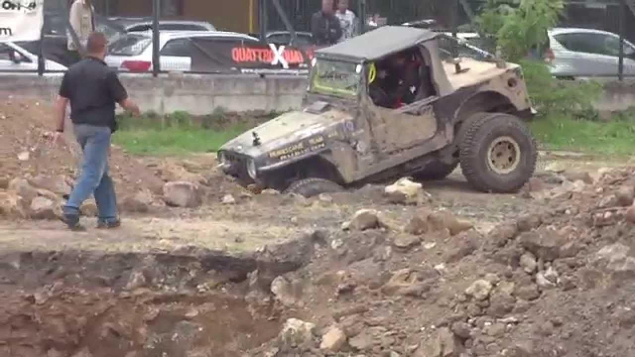 4x4 Off Road Extreme Video - Jeep