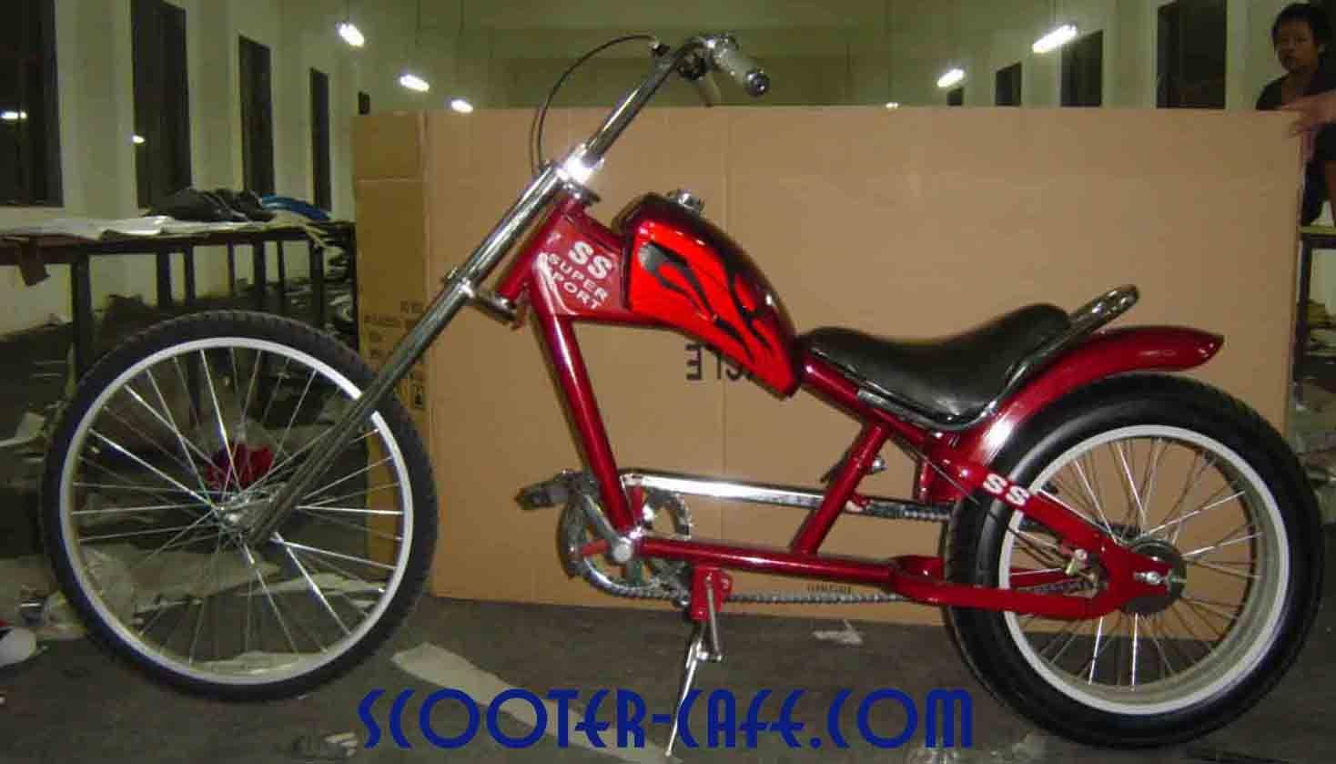 Toys car and bike  mbayharborproductImageChopperBikeChopperBike