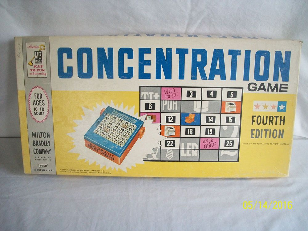 41+ Classic concentration game online information