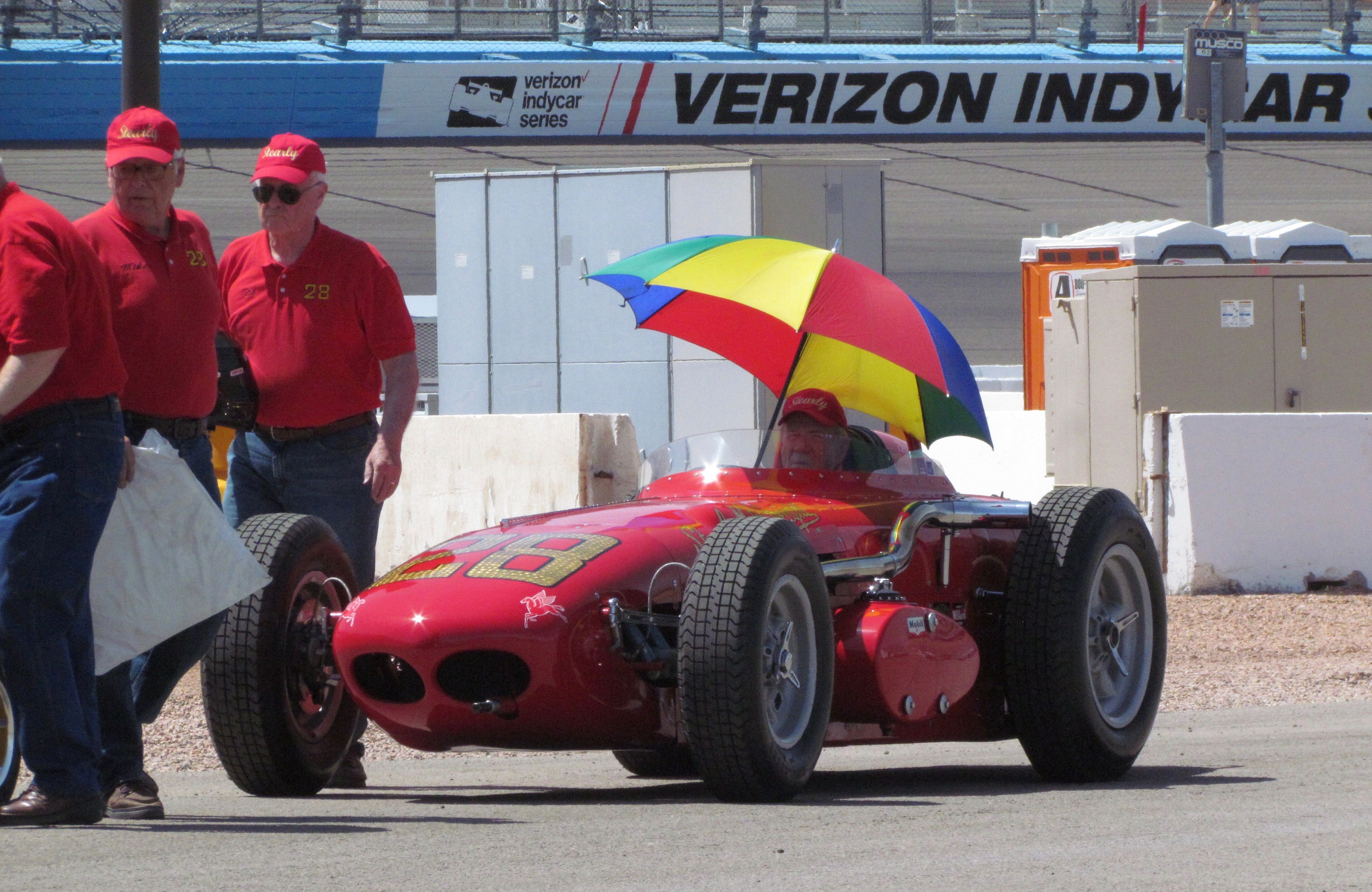 A celebration of old Indy cars - ClassicCars.com Journal — The ...