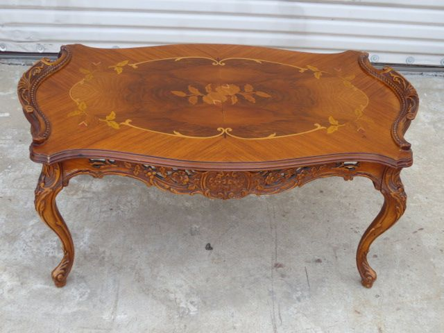 Etonnant Antique Coffee Tables, Antique Furniture, Antique Coffeetables .