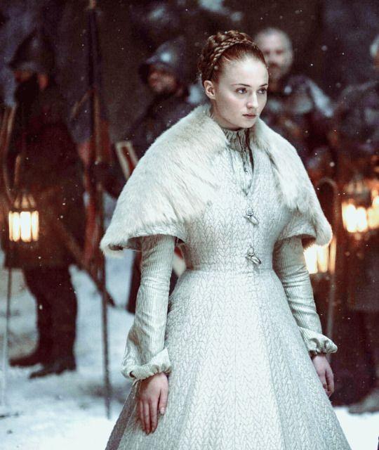 Image result for Sansa Stark wedding