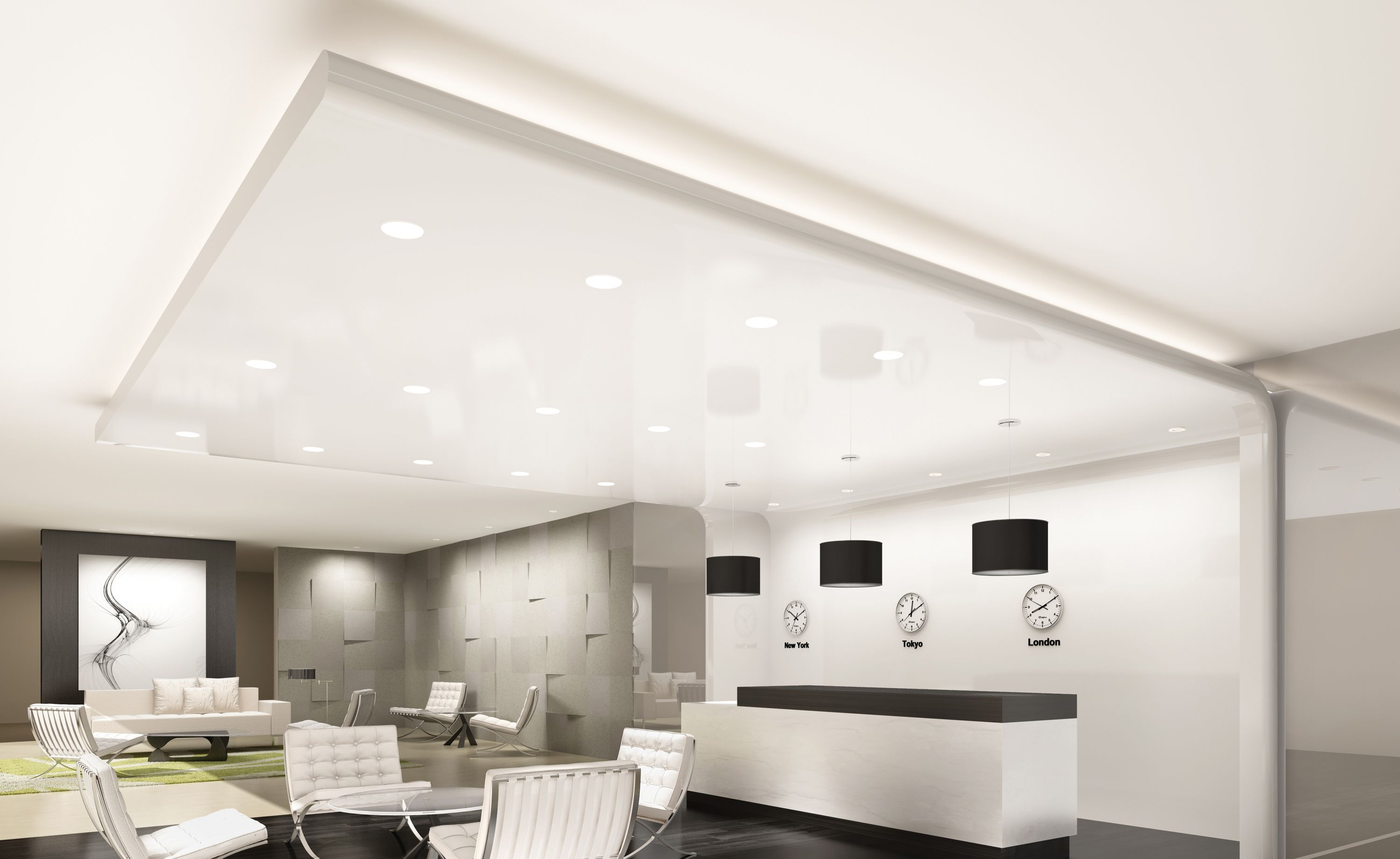 Top 10 Modern Recessed Lights Ylighting Ideas Luz Embutida