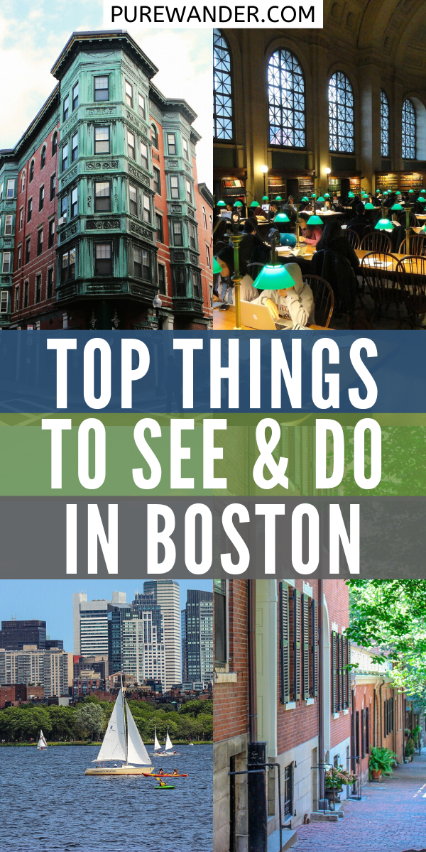 25 Things Not to Miss in Boston, MA: From Top Travel Bloggers
