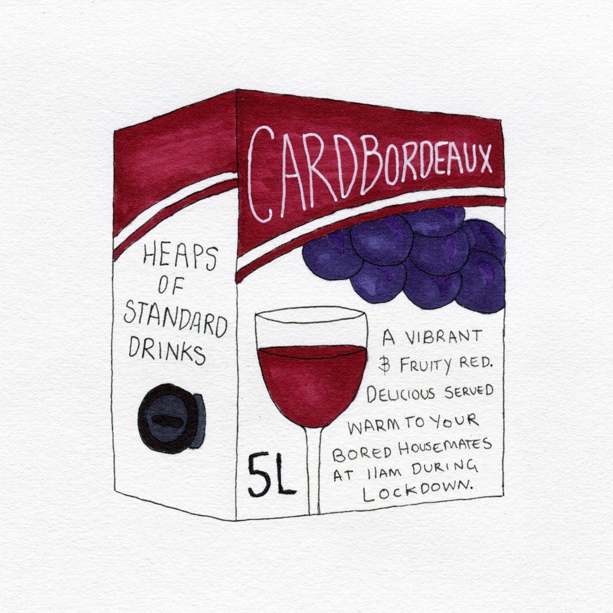 Cardbordeaux In 2020 Marker Drawing Marker Art Copic Art