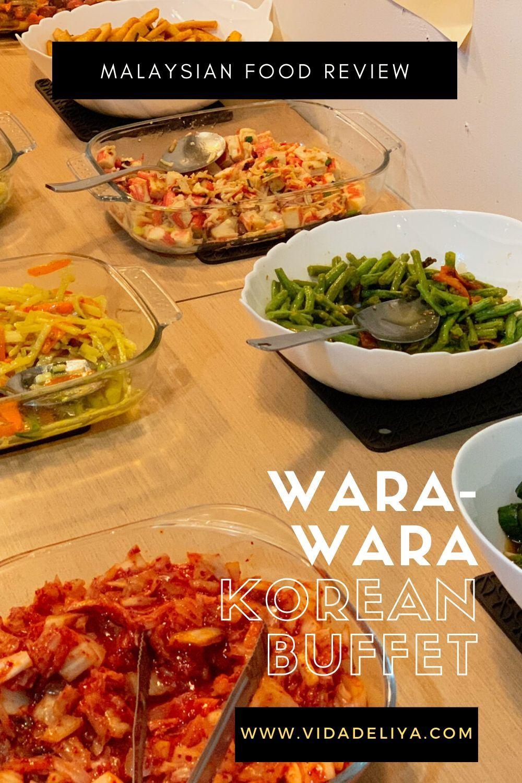 Wara Wara Korean Bbq Restaurant 와라와라 Malaysian Restaurant Review In 2020 Korean Restaurant Korean Bbq Restaurant Halal Recipes