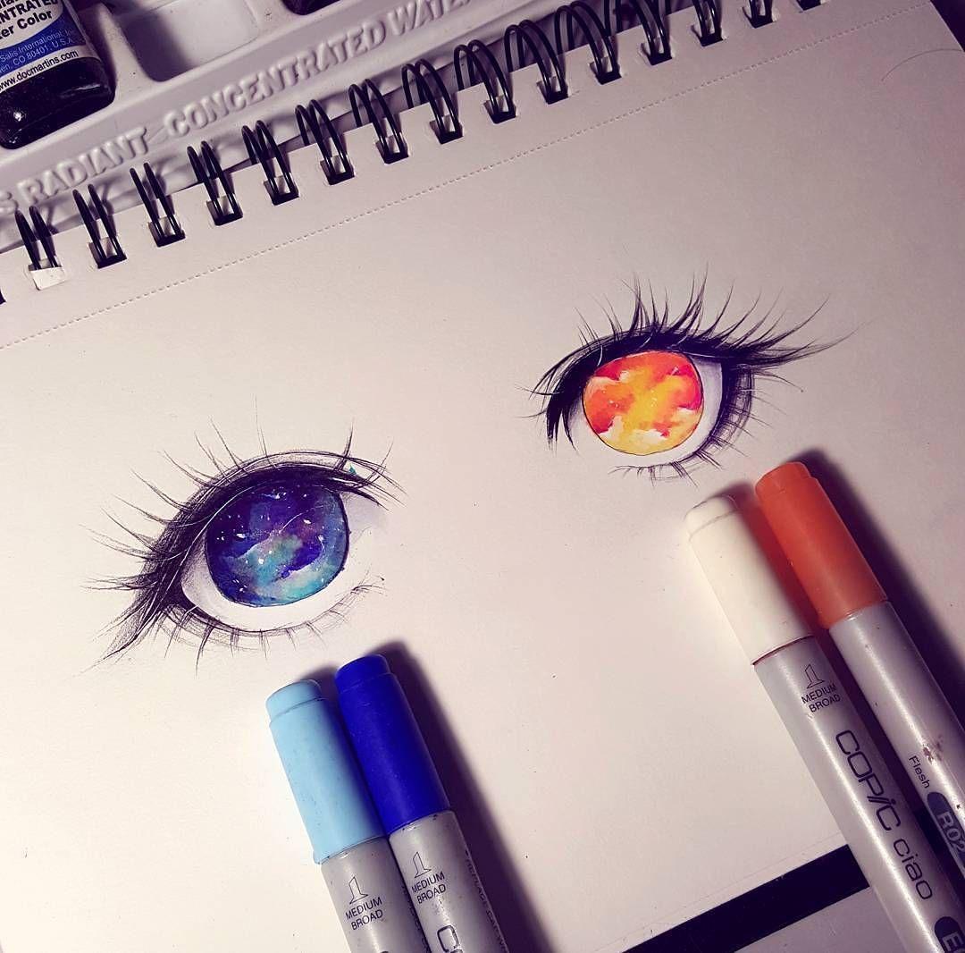New Eye Drawing Cool Art Drawings Eye Art