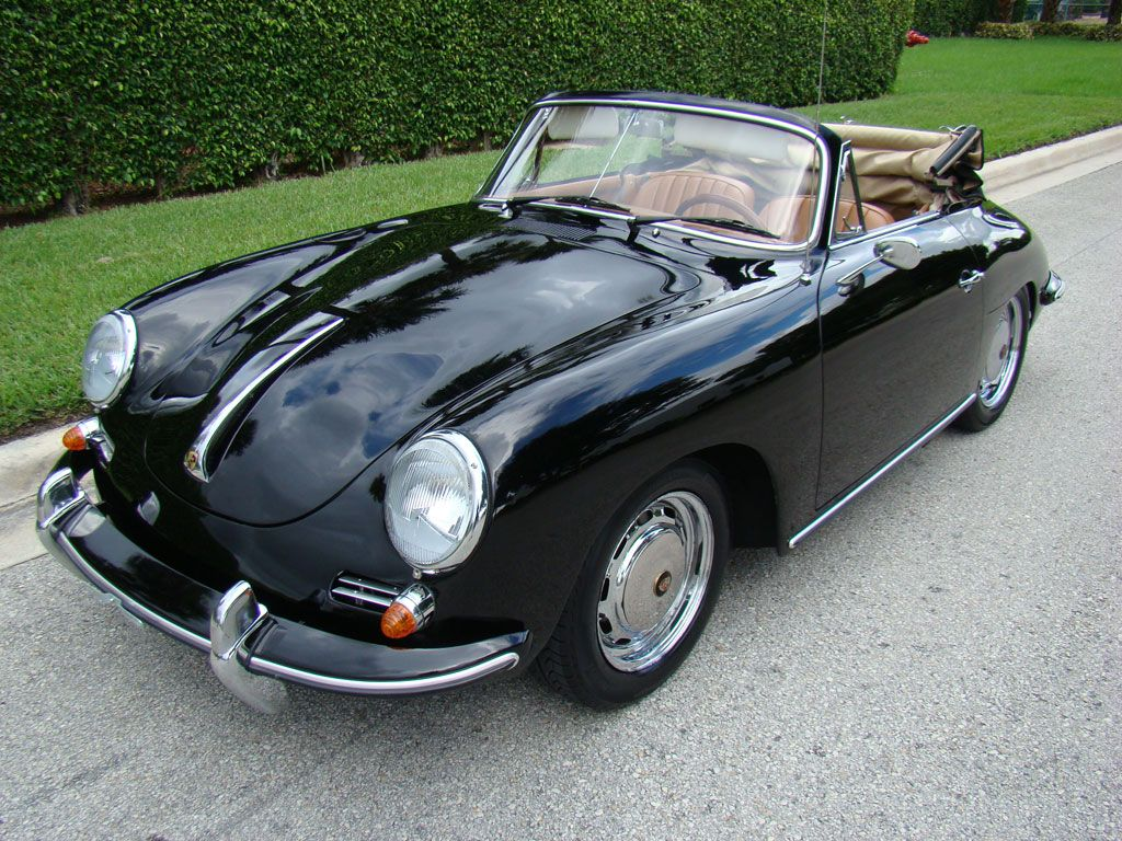 1964 Porsche 356C Cabriolet For Sale. This is what I am working hard