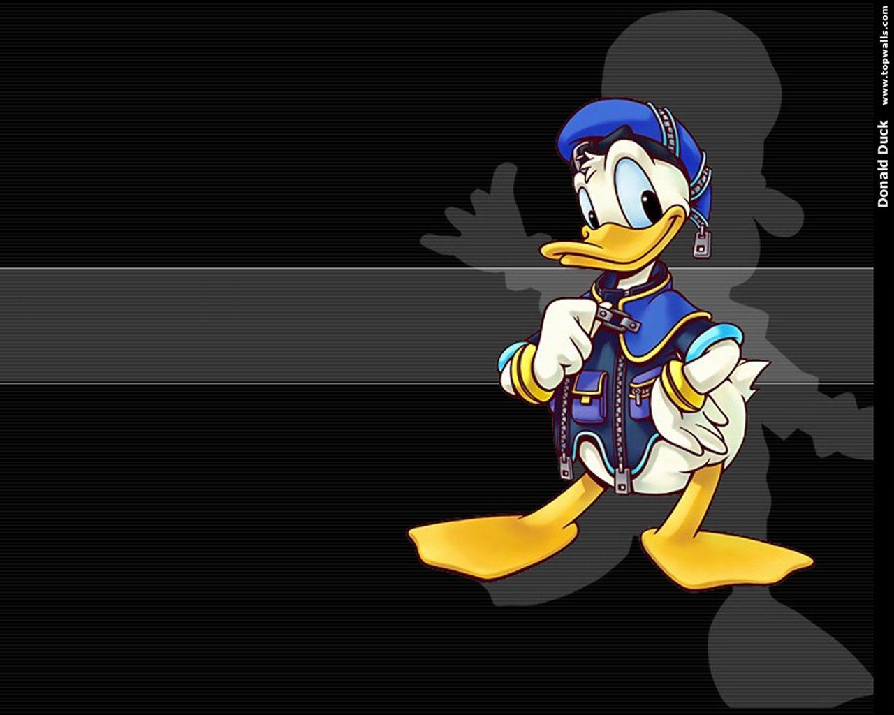 Donald Duck Duck Wallpaper Donald Duck Mickey Mouse Wallpaper