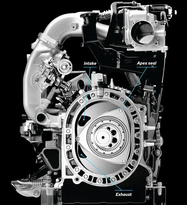 Why Car Lovers Are So Mad For Mazda's Rotary Engine