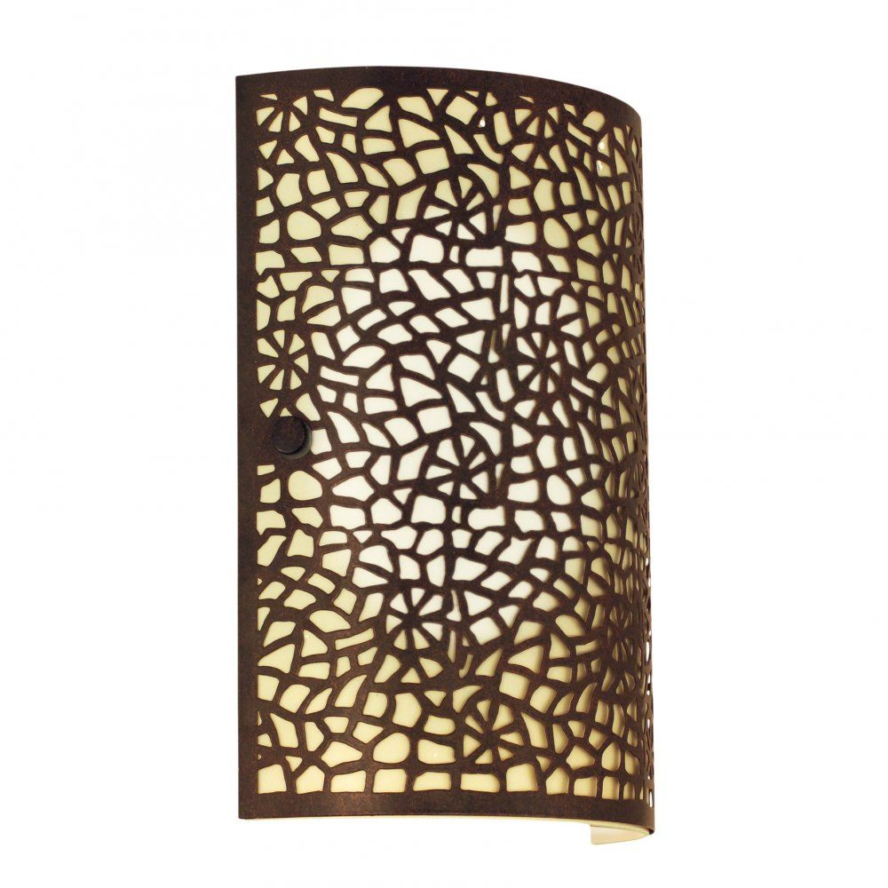 Get Eglo Almera Antique Brown Wall Sconce On Sale Today At Your Local Compare Prices And Check Availability For